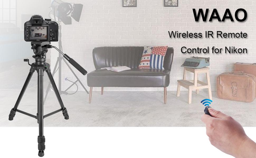 Wireless IR Remote Control