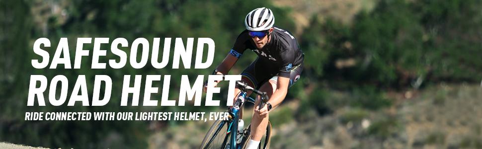 Safesound road helmet