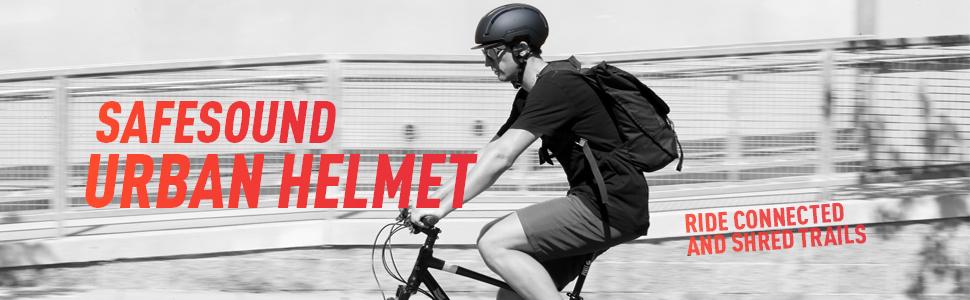safesound urban helmet
