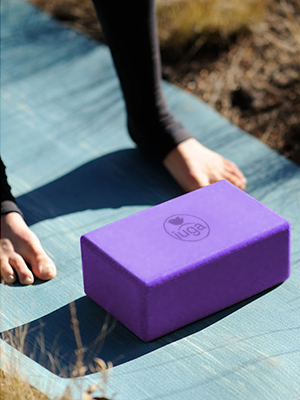 Amazon.com: Bloque de yoga IUGA (2 unidades) de 9.0 x 6.0 x ...