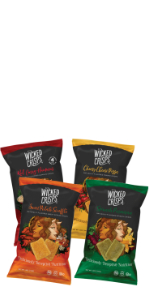 WICKED CRISPS VARIETY PACK