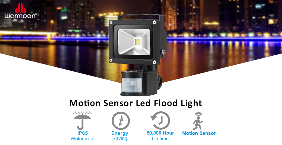 9MMgRpzQTv2Z._UX970_TTW__ warmoon motion sensor led flood light waterproof security lights Leviton Motion Sensor Wiring Diagram at sewacar.co