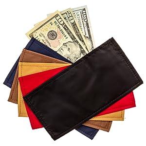 envelopes with money