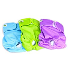 dog diapers female doggie diaper wegreeco for dogs puppy doggy proin 50 mg pants male incontinence