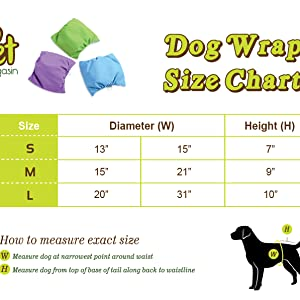 doggie manner bands wraps nappies wash tail pad disposable wearing accidents pee waist absorbent uri