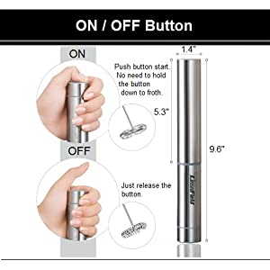 ON / OFF Switch Button