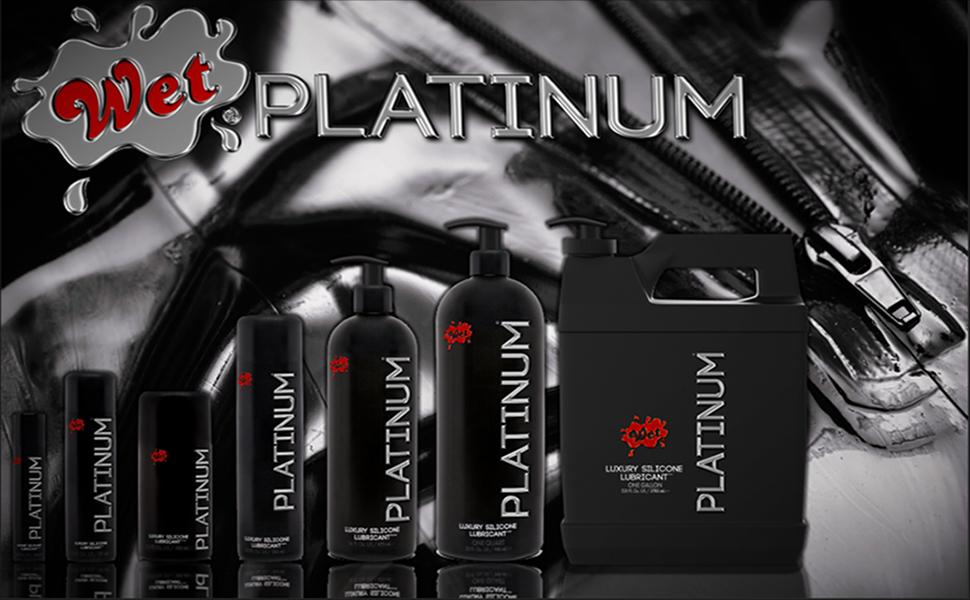 Platinum Luxury Silicone Lubricant