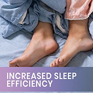 Sleep efficiency is the total amount of sleep achieved compared to the total time spent in bed. Rest uses melatonin and a combination of natural plant ...