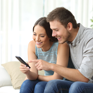 share video access securely with family and friends