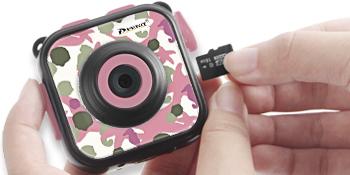 kids camera for girls