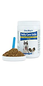 daily care extra granules
