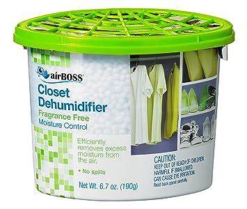 Amazon.com: AirBOSS. Deshumidificador para clóset ...