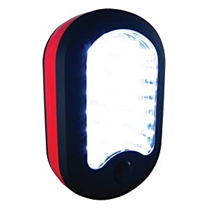 LED Torch Front - Light On
