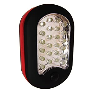 LED Torch Front - Light Off