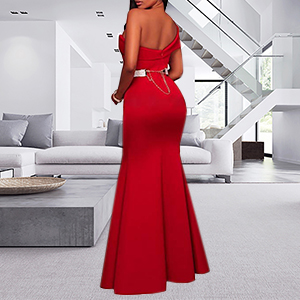 red wedding dresses for women