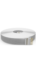 3m extension cable for the philips hue lightstrip plus