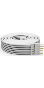 1m extension cable for the philips hue lightstrip plus