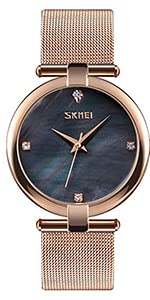 ... Mother of Pearl Dial watch