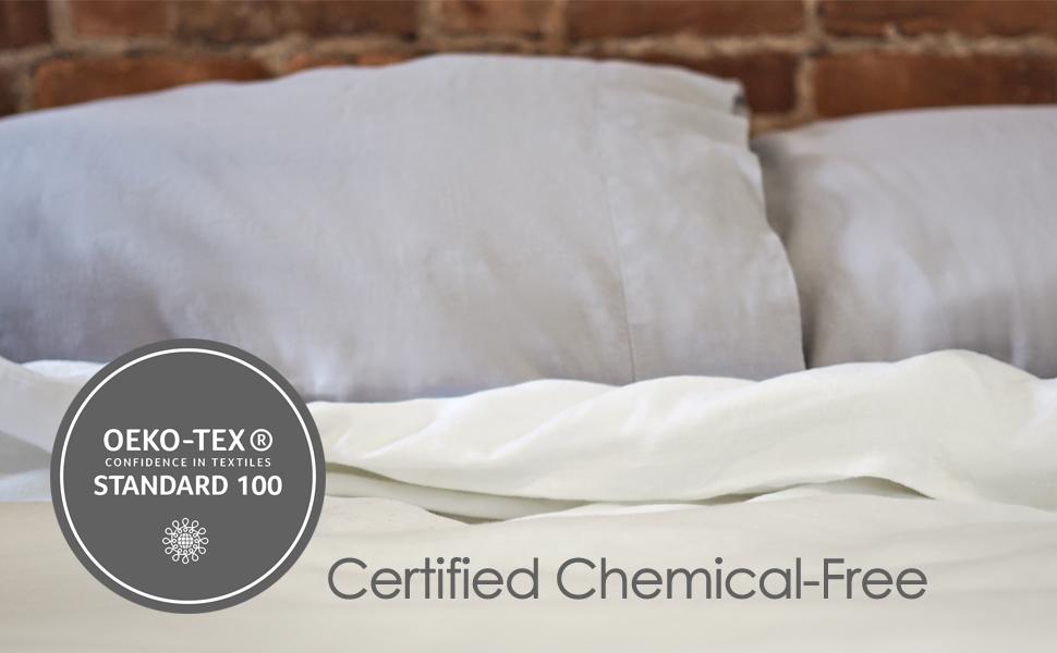 20 30 king oeko tex pullows quuen best tan hypoallergenic encasement encasing comfy quality grey