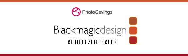 Blackmagic Design Pocket Cinema Camera 4K with Micro Four Thirds Mount and Shotgun Microphone
