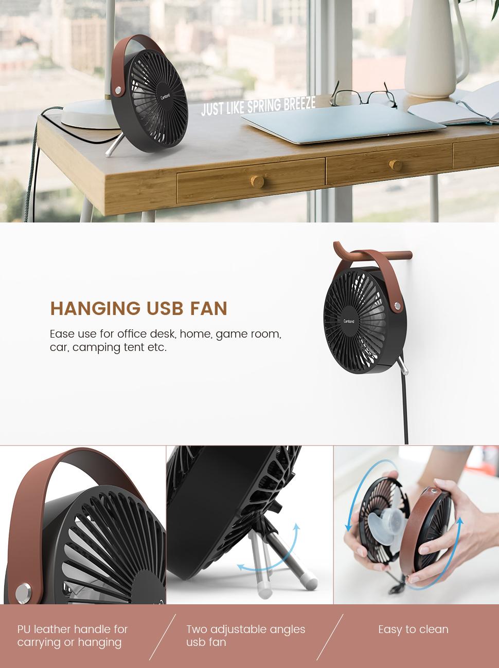 Very Small Personal Fans : Amazon cambond usb fan desk small personal