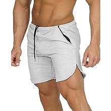 white shorts gym