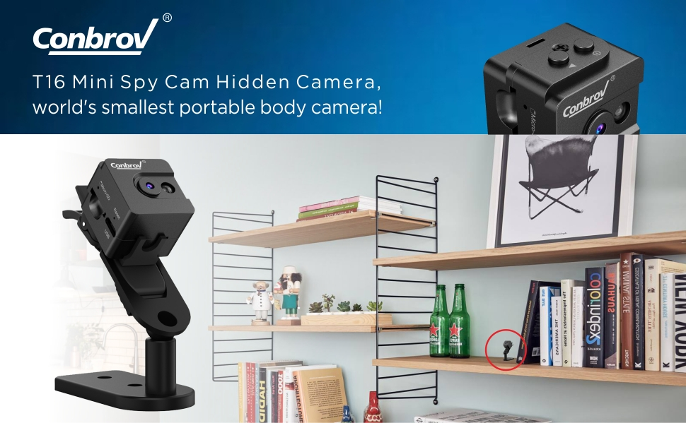 Conbrov Has Been Committed To The Research And Development Of Home Security Products Since 2005 With More Than Ten Years Of Professional Experience And