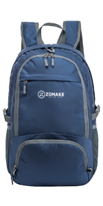 ZOMAKE 30L Lightweight Packable Backpack
