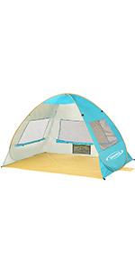 Pop Up Beach Tent 2-3 Person