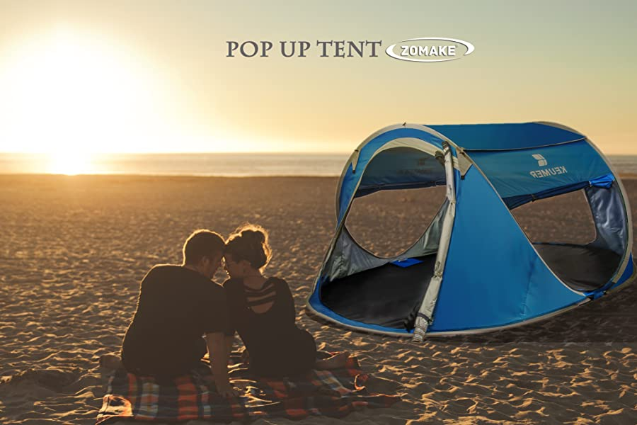 camping pop up tent
