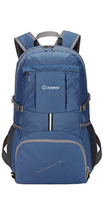 ZOMAKE 35L Lightweight Packable Backpack