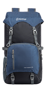 ZOMAKE 40L Lightweight Packable Backpack