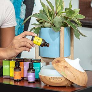 aromatherapy, aromatherapy oils, diffuser