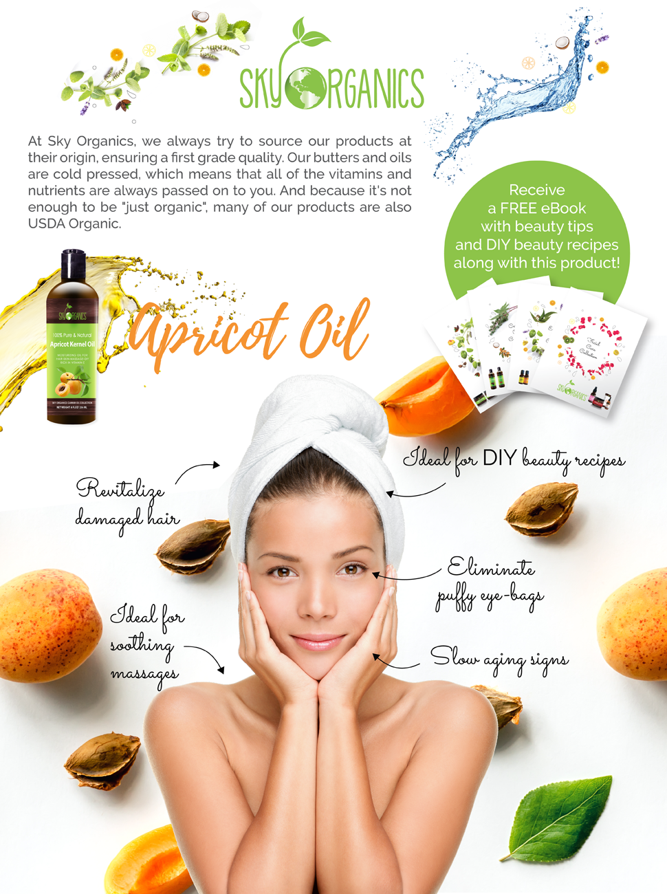Apricot oil for face from wrinkles: reviews, properties and uses