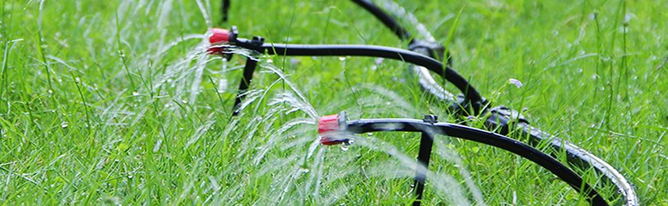 Flantor Garden Irrigation System, 1/4