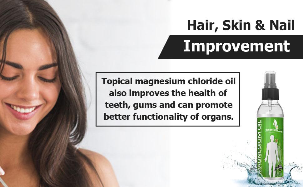 hair skin & improvement