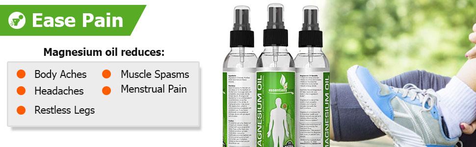 easy pain magenesium reduces