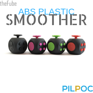 PILPOC theFube Fidget Cube Protective Case premium qaulity Stress Relief Toy add adhd anxiety autism