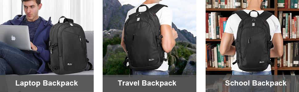 raydem laptop backpack