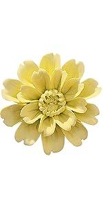 Handmade Ceramic Sunflower