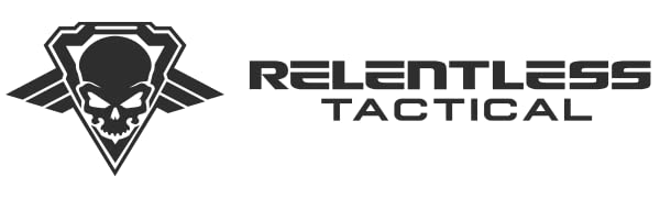 Relentless Tactical Logo