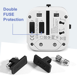 double fuse protection