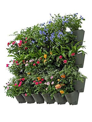 worth garden wall hanging planter