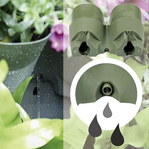 worth garden self watering vertical planters garden pockets