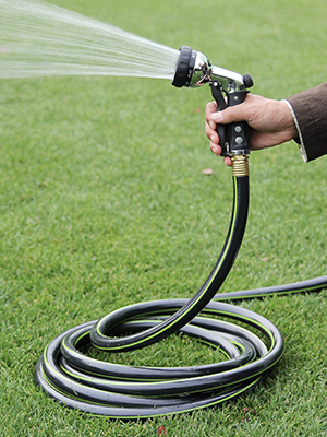 worth garden no kink garden hose