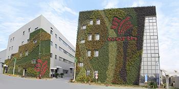 worth garden building