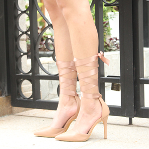 pointed toe