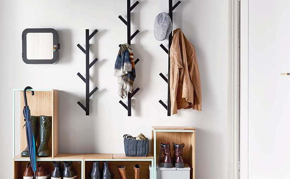 Amazon.com: PremiumRacks Coat Rack & Hat Rack – Modern Design