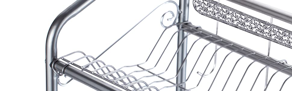 Wondrous Premiumracks Professional Over The Sink Dish Rack Fully Customizable Multipurpose Large Capacity Caraccident5 Cool Chair Designs And Ideas Caraccident5Info