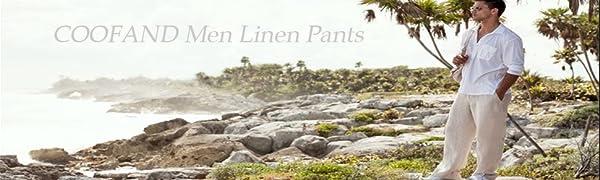 men beach pants
